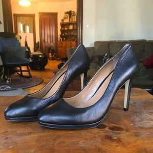 Banana Republic Classic Black Heels